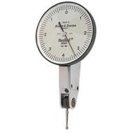 "Brown & Sharpe BesTest Indicator, Vertical Mount 1-1/2"" Diameter Dial - 599-7023-3"