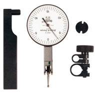 "Brown & Sharpe BesTest Indicator, Vertical Mount 1-1/2"" Dial - 599-7031-3"