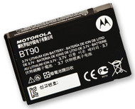 Motorola Li-Ion Battery 1800 mAh for CLP & DLR Series Radios - HKNN4013
