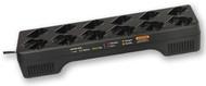Motorola 12-Unit Charging/Cloning Station for DLR Series Radios - PMLN7136