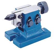 """Precise Adjustable Tailstock for 4-6"""" Rotary Tables - 3900-2407"""