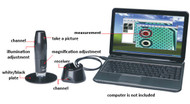 Insize Wireless Microscope with ISM PRO Software - 889015