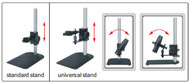 Universal Stand with Swivel for Insize Wireless Microscope - 285006