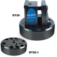 Kurt Dovelock 5 Axis Dove Tail Vise DT20
