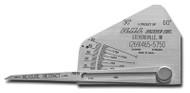 G.A.L. Gage Skew-T Fillet Weld Gauge Inch - GAL-9C