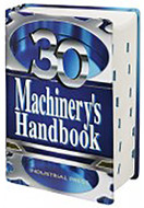 Industrial Press Large Print 30th Edition Machinery's Handbook - 2901-3