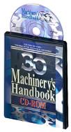 Industrial Press 30th Edition Machinery's Handbook CD-Rom Upgrade - 2906-3
