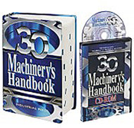 Industrial Press 30th Edition Machinery's Handbook CD-Rom & Toolbox Edition - 2904-3