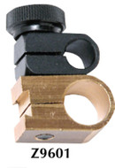 "Accurate Clamp With Dovetail Mounting Holes 3/8"" & 1/4"" - Z9601"