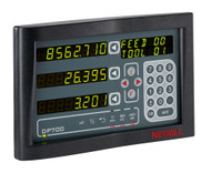 Newall Digital Readout Installed - NEW-DRO