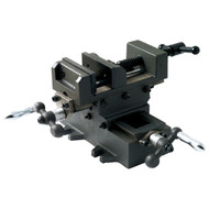 Precise X-Y Cross Slide Vise For Drill Press - CSV-400