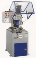 Dake Euromatic 370S Semi-Automatic Post Cold Saw, Ferrous Head, 220V 3-phase - 76200-2