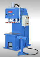 Dake PCL C-Frame Straightening Presses with Platen