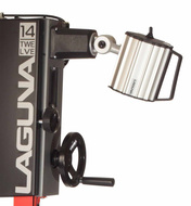 Laguna Tools Industrial Flood Light, Short Arm, for Bandsaws - MBA1412-LIGHT