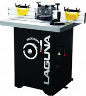 Laguna Tools Compact Shaper, 4 Speed, 3HP 1-phase - MSHAP4SPD
