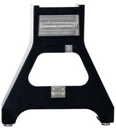 Laguna Tools Single Cast Iron Leg with Pads - REVO18CL