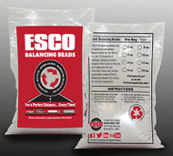Esco Balancing Beads, Automotive/Light Truck Tire, 6 Ounce Bag - 20470C