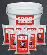 Esco Balancing Beads For Automotive/Light Truck Tires