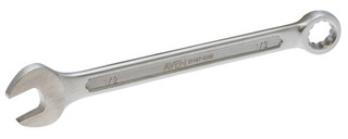 Aven 21187-0102 Stainless Steel Combination Wrench 1//2 6-7//8L 6-7//8L Aven Tools