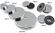 Round Base Magnets