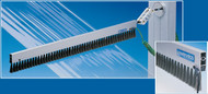 "Kinetronics StaticWisk Anti-Static Brush, 4"" - SWG-100"