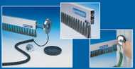 "Kinetronics StaticWisk Anti-Static Laminator Brush, 81"" - SWL-2000"