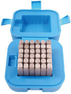 Precise 36 Piece Number/Letter Steel Stamp Kits