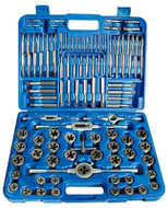 Precise 110 Piece Standard Quality Tap & Die Combo Set - 1011-0111