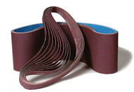 Kalamazoo Aluminum Oxide Sanding Belts