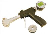 "Precise Pistol Grip 3 Point Bore Gage, Range 5-6""/127-152.4mm  - 303-3539"