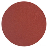 "Palmgren 24"" Abrasive Disc, 36 Grit, Aluminum Oxide - 9681320"
