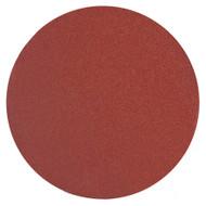 "Palmgren 24"" Abrasive Disc, 60 Grit, Aluminum Oxide - 9681321"