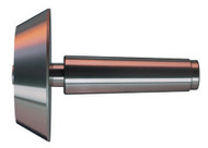 Riten Interchangeable Bell Head Spring Loaded Concentric Live Center, Type III, 3 MT Taper - 17123