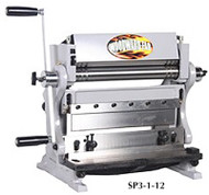 """Woodward Fab 3-In-One Machine 12"""" Length, Bend-Roll-Shear All With One Machine - SP3-1-12"""