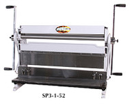"""Woodward Fab 3-In-One Machine 52"""" Length - SP3-1-52"""