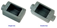 Rockford Palm Button Mounting Boxes