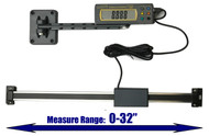 """iGaging 32"""" Absolute Digital Readout DRO w/ Remote Reading - 35-832-A"""