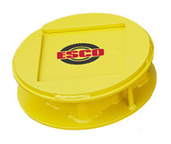 "ESCO 55 Ton Steel Stackable Cribbing Stand, 3"" Height - 12501"