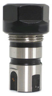 "SCM Quick Change Collet Chuck 23610-ER25, 1.102"" Length, ER25 - 13602A"