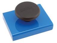 Rectangular Base Magnet with Knob, 45 Lbs. Pull - HMKS-E