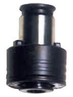 "Bilz Quick-Change Torque Adapter, Size 1, Capacity: 1/8"" SS Pipe - 77-809-2"