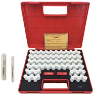 Precise Combination Pin Gage Sets With Handle