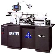 ACRA Toolroom Lathe w/ Electronic Threading - CTL-618E