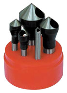 HSS Countersink & Deburring Tool Sets