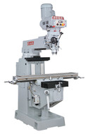 "ACER E-mill 5VK Milling Machine, 10"" x 50"", Grey color - E-5VKG"