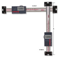 SPI IP54 Electronic Absolute Horizontal & Vertical Linear Scales