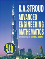 INDUSTRIAL PRESS Advanced Engineering Mathematics, 5th Edition - 3440-5
