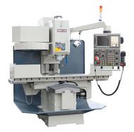 Kent 3-Axis CNC Bed Mills with Fanuc 0i Mate CNC Control & 20 Tool ATC