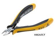Aven Accu-Cut Hard Wire Cutter Mini Tapered Head 120mm Flush - 10826TCF