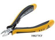 Aven Accu-Cut Hard Wire Cutter Mini Oval Head 120mm Flush - 10827TCF